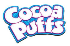 Cocoa Puffs Cereal Logo