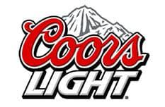 Coors Light Beer Logo