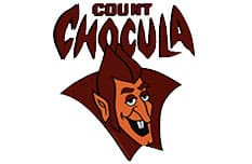 Count Chocula Cereal Logo