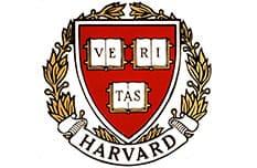 Harvard College Crest Logo
