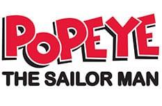 Popeye the Sailor Man Logo