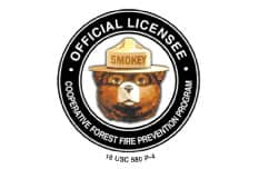 Smokey the Bear Logo