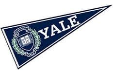 Yale Banner Logo
