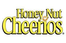 Honey nut cheerios logo