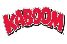 Kaboom Cereal Logo
