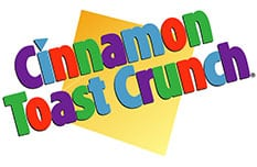 Cinnamon Toast Crunch Cereal Logo