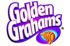 Golden Grahams Cereal Logo