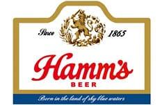 Hamms Beer Logo