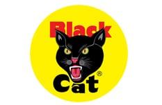 Black Cat Fireworks Logo