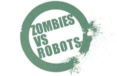 Zombies Vs. Robots Logo