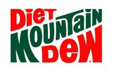 Diet Mountain Dew Logo
