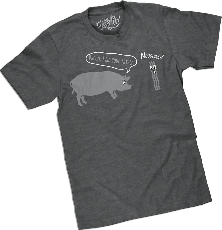 Bacon father Tee Shirt